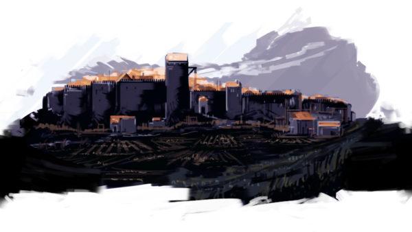 Eine neue Stadt